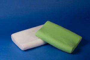 Подушка ортопедическая Эффект памяти с двумя валиками - Мебельная фабрика «Сибторг»