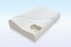 Подушка ортопедическая Pillow Wave Memory - Мебельная фабрика «Alitte»
