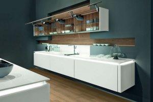 Подвесная кухня Acryline - Мебельная фабрика «Элна»