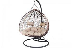 Подвесное кресло Бэтта двухместное - Импортёр мебели «Радуга»