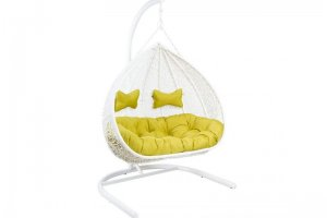 Подвесное кресло GEMINI двухместное - Импортёр мебели «Радуга»