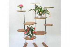 Полка для цветов №29 (Аморе) - Мебельная фабрика «MINGACHEV»
