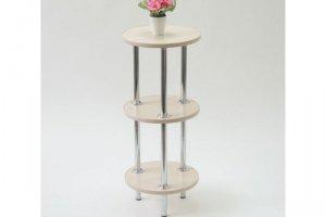 Полка для цветов  5г/3 (Персона-3) - Мебельная фабрика «MINGACHEV»
