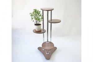 Полка для цветов Амалия - Мебельная фабрика «MINGACHEV»
