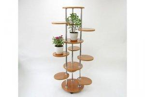 Полка для цветов Аризона - Мебельная фабрика «MINGACHEV»