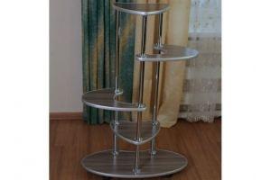 Полка для цветов Дюна - Мебельная фабрика «MINGACHEV»