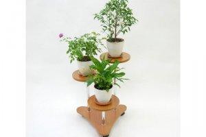Полка для цветов Джулия - Мебельная фабрика «MINGACHEV»