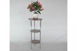 Полка для цветов Ева - Мебельная фабрика «MINGACHEV»
