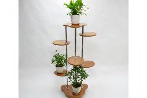 Полка для цветов Мальта - Мебельная фабрика «MINGACHEV»