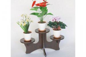 Полка для цветов Марио - Мебельная фабрика «MINGACHEV»