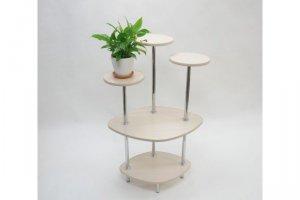 Полка для цветов Майя - Мебельная фабрика «MINGACHEV»