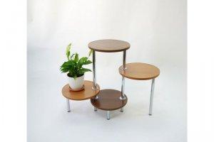 Полка для цветов Сандра - Мебельная фабрика «MINGACHEV»