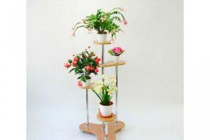 Полка для цветов Санта - Мебельная фабрика «MINGACHEV»