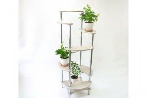 Полка для цветов София - Мебельная фабрика «MINGACHEV»