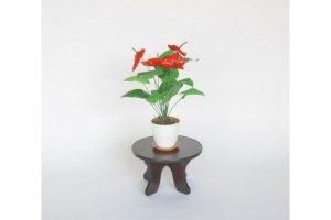 Полка для цветов Йодо - Мебельная фабрика «MINGACHEV»