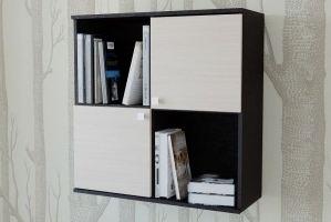 Полка для книг ПК 05 - Мебельная фабрика «Милайн»