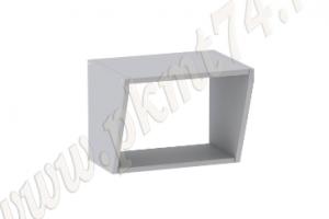 Полка кухонная подвесная малая МТ 32-20 - Оптовый поставщик комплектующих «Мебельные технологии»