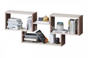 Полка настенная 4 - Мебельная фабрика «Регион 058»