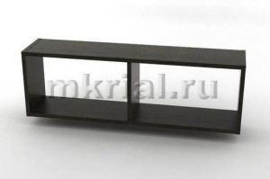 Полка навесная Пн 01 03 22 - Мебельная фабрика «Риал»