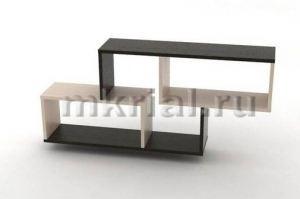 Полка навесная Пн 01 05 - Мебельная фабрика «Риал»