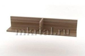 Полка навесная Пн 01 АКС - Мебельная фабрика «Риал»