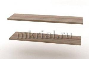 Полка навесная Пн 02 АКС - Мебельная фабрика «Риал»