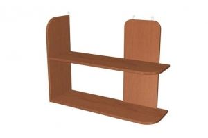 Полка ПНБ-6 - Мебельная фабрика «Калина»
