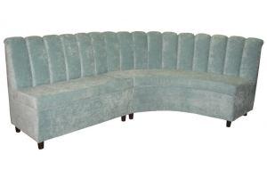 Полукруглый диван Плаза Н - Мебельная фабрика «Европейский стиль»