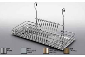 Посудосушитель  на рейлинг - Оптовый поставщик комплектующих «Экоформ»