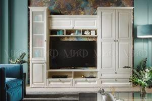 Стенка в гостиную Престиж 1 - Мебельная фабрика «МиФ»