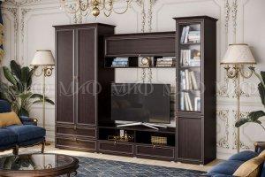 Гостиная модульная Престиж 2 - Мебельная фабрика «МиФ»