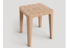 Придиванный стол из массива бука и МДФ - Мебельная фабрика «Суздальская»