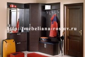 Прихожая 006 - Мебельная фабрика «МЕБЕЛИАНА»