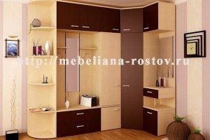 Прихожая 010 - Мебельная фабрика «МЕБЕЛИАНА»