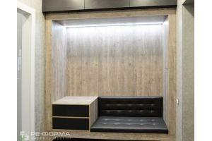 Прихожая 013 - Мебельная фабрика «Ре-Форма»