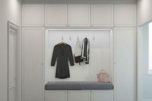 Прихожая 014 - Мебельная фабрика «Ре-Форма»