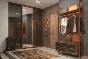 Прихожая 085 - Мебельная фабрика «Mr.Doors»