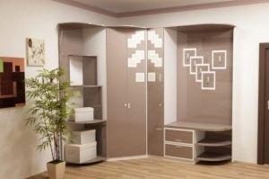 Прихожая №131 угловая - Мебельная фабрика «Мебельная Симфония»
