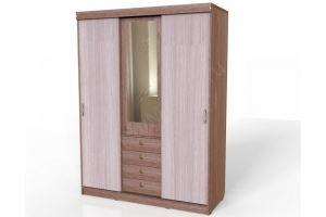Шкаф в прихожую 20 - Мебельная фабрика «Алтай-Командор»