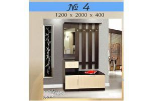 Прихожая 4 - Мебельная фабрика «Мебель Шик»