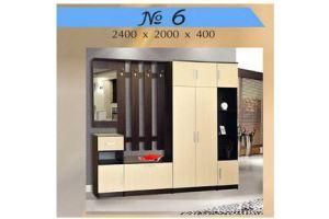 Прихожая 6 - Мебельная фабрика «Мебель Шик»