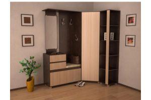 Прихожая Алекса с угловым шкафом - Мебельная фабрика «Алсо»