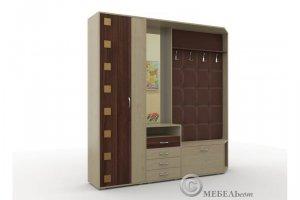 Прихожая Аллегро-1 - Мебельная фабрика «Мебельком»