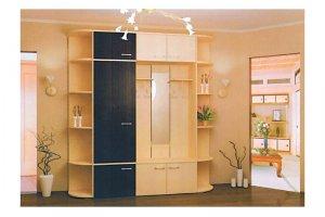 Прихожая Бэлла 3 - Мебельная фабрика «VLAST»