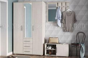 Прихожая Белла сандал - Мебельная фабрика «МиФ»
