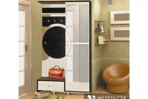 Прихожая дизайн Визит М09 - Мебельная фабрика «Мебель СБК»