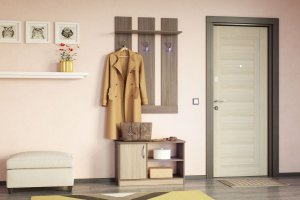 Прихожая Дуэт Люкс - Мебельная фабрика «Эко»