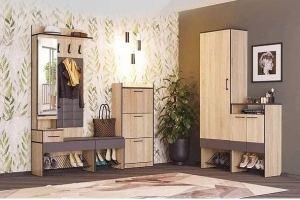 Прихожая Эльза - Мебельная фабрика «Аквилон»