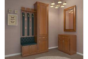 Прихожая ЭПАТАЖ А 37 - Мебельная фабрика «Мебель-Холдинг»