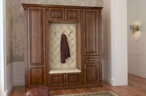 Прихожая Эпатаж А41 - Мебельная фабрика «Мебель Холдинг»